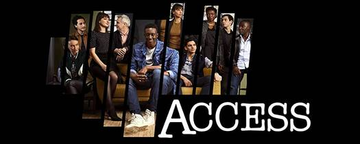Picture of a TV show: Access