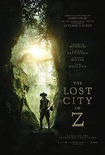 Picture of a movie: The Lost City Of Z