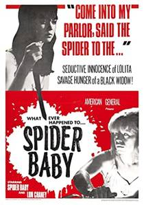 Picture of a movie: Spider Baby Or, The Maddest Story Ever Told