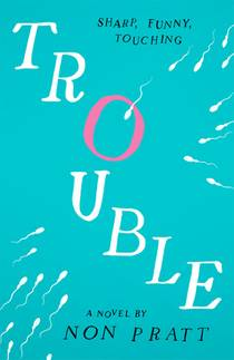 Picture of a book: Trouble