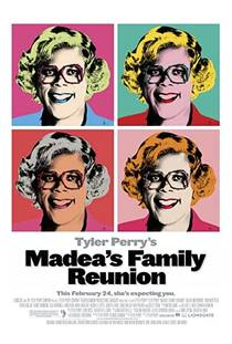 Picture of a movie: Madea's Family Reunion