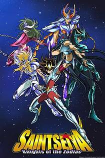 Picture of a TV show: Saint Seiya