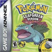 Picture of a game: Pokemon Firered Version