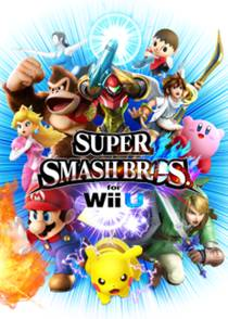 Picture of a game: Super Smash Bros. For Wii U