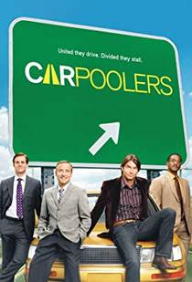 Picture of a TV show: Carpoolers