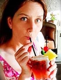 Picture of an author: Kim Gruenenfelder