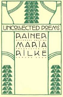 Picture of a book: Uncollected Poems