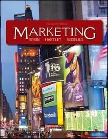 Picture of a book: Marketing