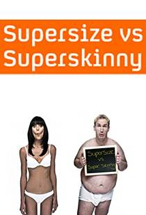 Picture of a TV show: Supersize Vs Superskinny