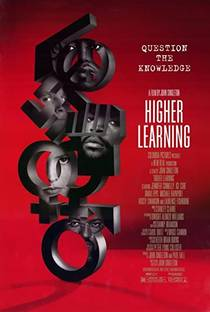 Picture of a movie: Higher Learning