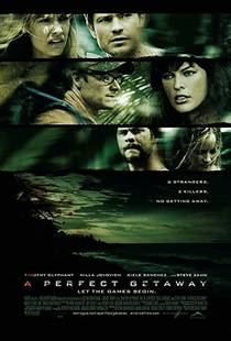 Picture of a movie: A Perfect Getaway