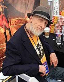 Picture of an author: Frank Miller