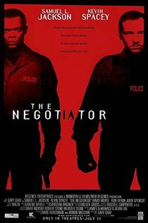Picture of a movie: The Negotiator