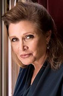 Picture of an author: Carrie Fisher