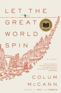 Picture of a book: Let The Great World Spin