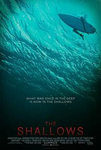 Picture of a movie: The Shallows