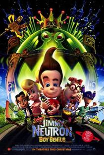 Picture of a movie: Jimmy Neutron: Boy Genius