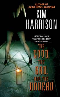 Picture of a book: The Good, The Bad, And The Undead