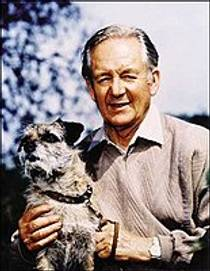 Picture of an author: James Herriot
