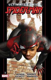 Picture of a book: Ultimate Comics Spider-Man By Brian Michael Bendis, Volume 2
