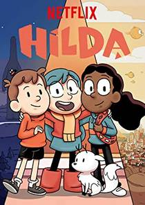 Picture of a TV show: Hilda