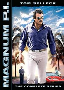 Picture of a TV show: Magnum, P.I.