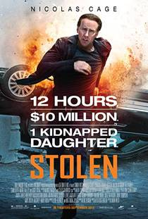 Picture of a movie: Stolen