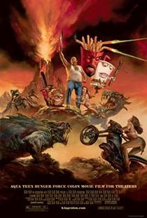 Picture of a movie: Aqua Teen Hunger Force Colon Movie Film For Theaters