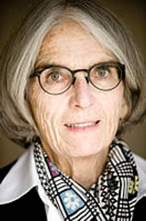 Picture of an author: Donna Leon
