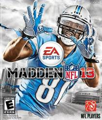 Picture of a game: Madden Nfl 13