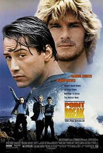 Picture of a movie: Point Break 1991