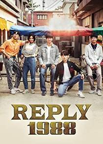 Picture of a TV show: Reply 1988