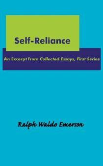 Picture of a book: Self-Reliance