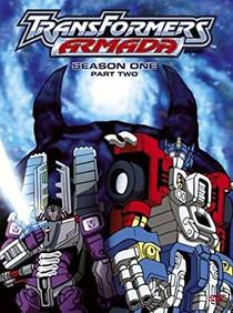 Picture of a TV show: Transformers: Armada