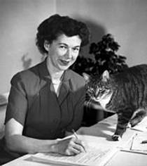 Picture of an author: Beverly Cleary