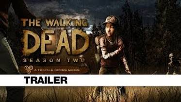 Picture of a game: The Walking Dead: Season Two - A Telltale Games Series