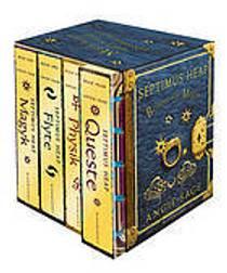 Picture of a book: Septimus Heap