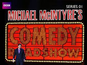 Picture of a TV show: Michael Mcintyre's Comedy Roadshow