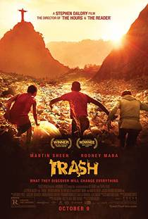 Picture of a movie: Trash