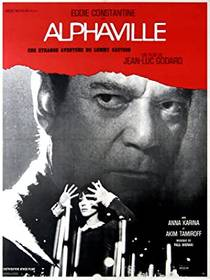 Picture of a movie: Alphaville, Une Étrange Aventure De Lemmy Caution