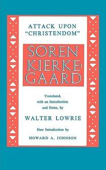 Picture of a book: Attack upon Christendom