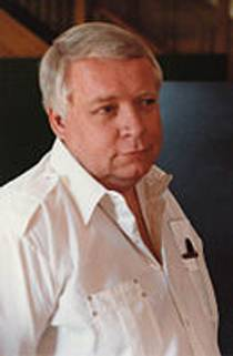 Picture of an author: Algis Budrys