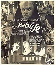 Picture of a movie: The Testament Of Dr. Mabuse