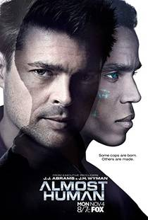 Picture of a TV show: Almost Human