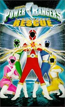 Picture of a TV show: Power Rangers Lightspeed Rescue