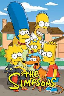 Picture of a TV show: The Simpsons