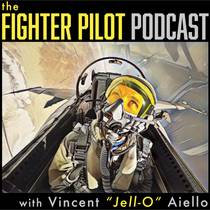 Picture of a podcast: The Fighter Pilot Podcast