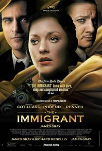 Picture of a movie: The Immigrant