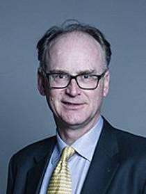Picture of an author: Matt Ridley