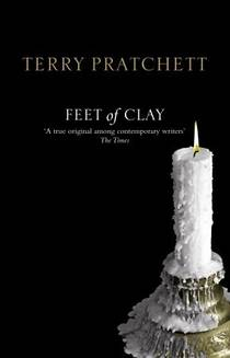Picture of a book: Feet Of Clay
